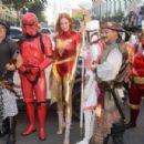 Maitland Ward at San Diego Comic Con 2019 - 454 x 301