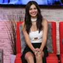 Victoria Justice - Hollywood Today Live