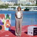 Ingrid Garcia-Jonsson- Day 7 - Malaga Film Festival 2019 - Photocall - 454 x 303