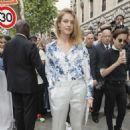 Natalia Vodianova – Dior Homme Show SS 2019 at Paris Fashion Week - 454 x 668