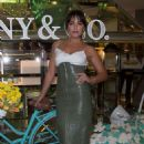 Olympia Valance – Tiffany & Co Paper Flowers Event in Melbourne