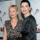 Julianna Margulies and Samantha Mathis – 'The Seagull' Premiere in New York - 454 x 697
