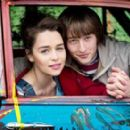 Elliott Tittensor and Emilia Clarke