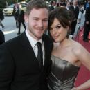 Aaron Ashmore and Zoë Kate - 449 x 617