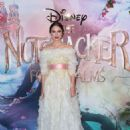 Keira Knightley – 'The Nutcracker and the Four Realms' Premiere in London - 454 x 681