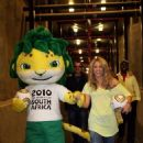 Shakira Gears Up For World Cup Closing Ceremony