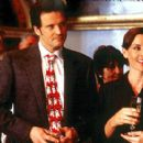 Colin Firth and Embeth Davidtz in Miramax's Bridget Jones's Diary - 2001