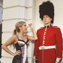 Sylvie Meis Hunkemoller Photoshoot In London