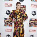 Annie Wersching – ABC and Marvel Honor Stan Lee in NYC - 454 x 624