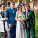 James Jagger and Anoushka Sharma Wedding - 23 April 2016 - 454 x 305