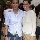 Ione Skye and Jenny Shimizu