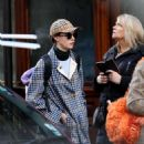 Cara Delevigne out in London