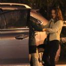 Natalie Portman – Night out in Los Angeles