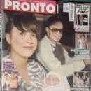 Celeste Cid, Emmanuel Horvilleur - Pronto Magazine Cover [Argentina] (7 September 2004)