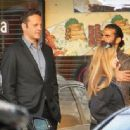 Vince Vaughn is spotted on the set of the hit HBO series 'True Detective' filming in Los Angeles, California on January 30, 2015 - 454 x 336