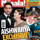 Aishwarya Rai Bachchan, Abhishek Bachchan - Masala! Magazine Cover [India] (10 June 2010)