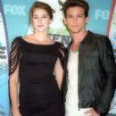 Shailene Woodley and Daren Kagasoff