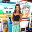 Actress Danielle Campbell attends SiriusXM's Entertainment Weekly Radio Channel Broadcasts From Comic-Con 2015 at Hard Rock Hotel San Diego on July 10, 2015 in San Diego, California