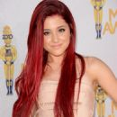 Ariana Grande - MTV Movie Awards Held At The Gibson Amphitheatre At Universal Studios On June 6, 2010 In Universal City, California