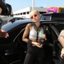 Dove Cameron Arrives at LAX