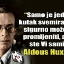 Aldous Huxley  -  Wallpaper - 454 x 284