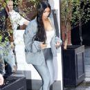Kim Kardashian – Leaving the Mercer Hotel in New York - 454 x 627
