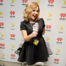 Ana Maria Canseco- iHeartRadio Fiesta Latina Presented by Sprint - Backstage - 402 x 600