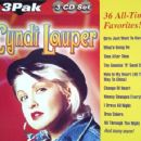 36 All-Time Favorites! - Cyndi Lauper - Cyndi Lauper