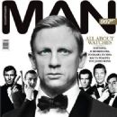 Daniel Craig - Man Magazine Cover [Cyprus] (December 2015)