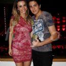 Luan Santana and Denise Severo - 413 x 660