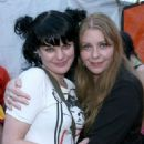 Bebe Buell and Pauley Perrette