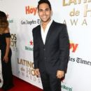 Carlos PenaVega at the '2014 Latinos De Hoy Awards' Presented By Hoy And Los Angeles Times - 396 x 594