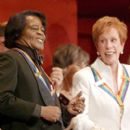 Carol Burnett With James Brown