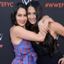 Brie and Nikki Bella – WWE FYC Event in Los Angeles - 454 x 624