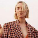 Saoirse Ronan –  Vogue US Magazine (August 2018) - 454 x 255