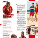 Alexandra Daddario and Kelly Rohrbach – Total Film Magazine (July 2017)