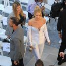 Rosie Huntington Whiteley – Attended the Business Of Fashion Summit in Century City