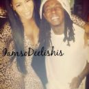 Lil' Wayne and Deelishis - 454 x 625