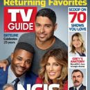 NCIS - TV Guide Magazine Cover [United States] (26 September 2016)