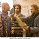 (L-R) Ben Kingsley, Jake Gyllenhaal and Richard Coyle. Ph: Andrew Cooper, SMPSP © Disney Enterprises, Inc. and Jerry Bruckheimer, Inc. All rights reserved.