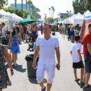 Edward Van Halen is seen in Los Angeles, California - 450 x 600