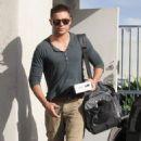 Zac Efron Running Errands Wednesday January 05 2011