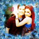 Ariana Grande and Nathan Kress - 392 x 400