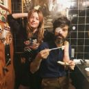Camille Rowe and Devendra Banhart - 454 x 495