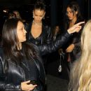 Bella Hadid – Outside the Hollywood Palladium in Hollywood