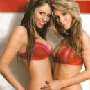 Emma Frain - Zoo Magazine - February 2008 (with Amii Grove) - 454 x 641