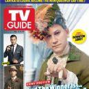Jimmy Kimmel - TV Guide Magazine Cover [United States] (10 September 2012)