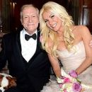 Hugh Hefner and Crystal Harris - 454 x 256