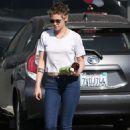 Kristen Stewart and Stella Maxwell out in LA