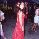 Salma Hayek At The 1997 MTV Movie Awards - 236 x 354